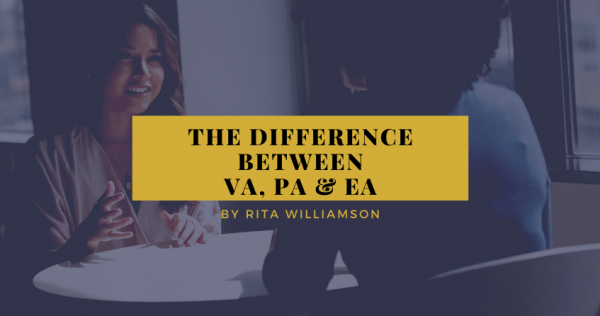 The Difference Between VA, PA & EA